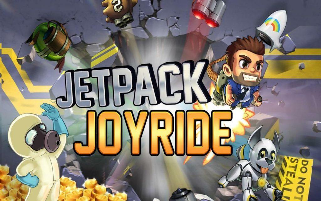 Jetpack Joyride Android Games App