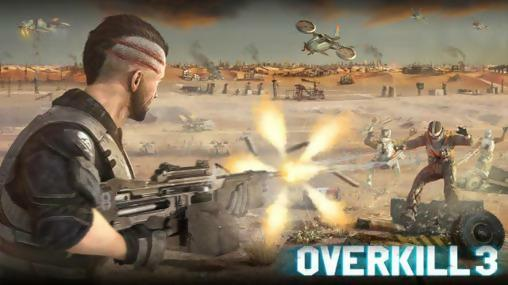 Overkill 3 Best Android Games App