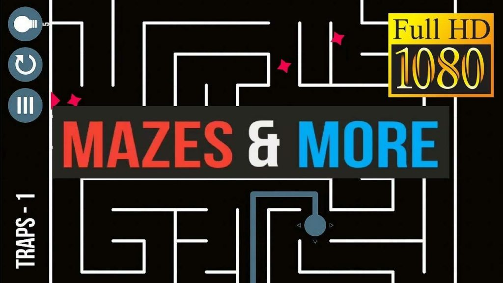 Puzzle: Mazes and More App for Anroid