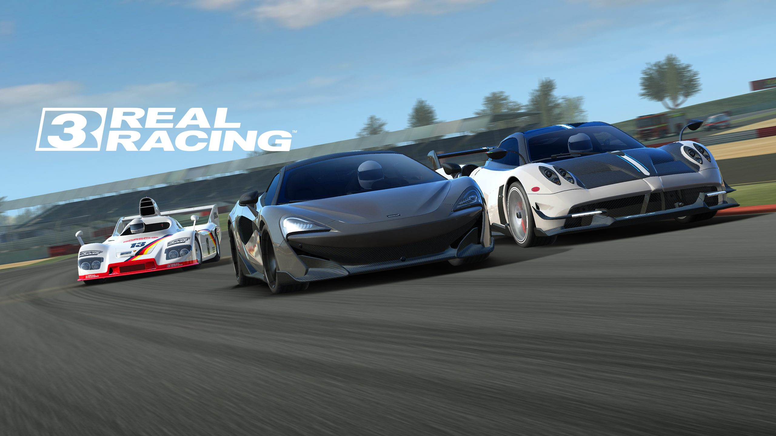 Real Racing 3 APK Download