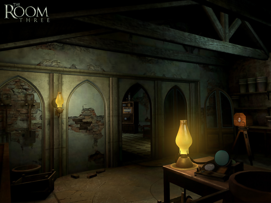Room 3 Android Games App