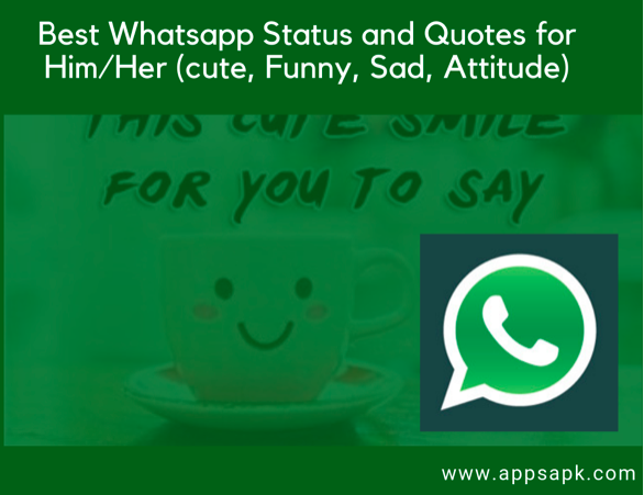 whatsapp quotes and status