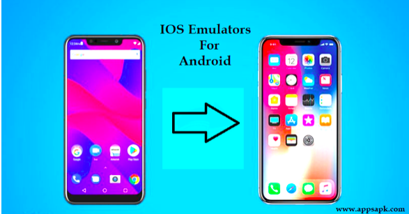 Emulateurs iOS pour Android