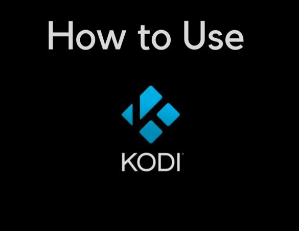 Use Kodi