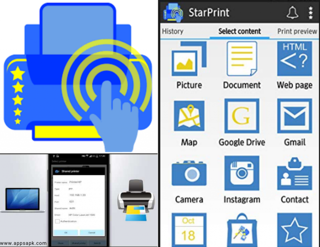 StarPrint for android