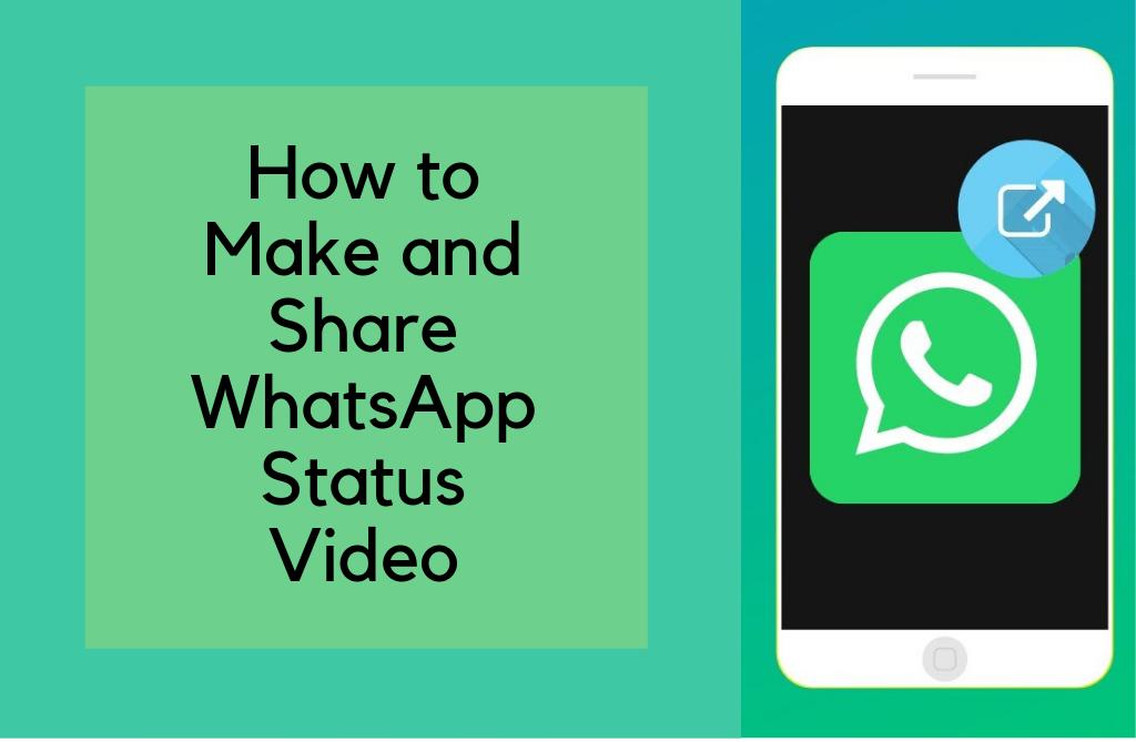 فيديو حالة WhatsApp كيفية عمل ومشاركة