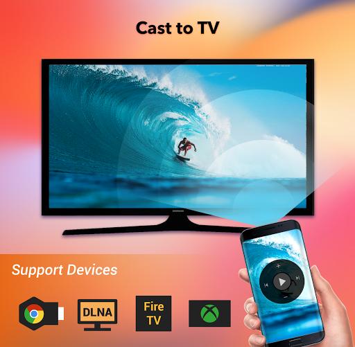 Cast to TV - Chromecast, Roku, stream phone to TV | APK Download For