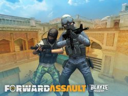 بازی آنلاین جنگی مقابله با تروریست