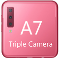 Download Galaxy A7 Camera – Triple camera APK  For Android