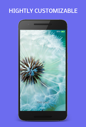 Lock screen - iPhone style   APK Download for Android