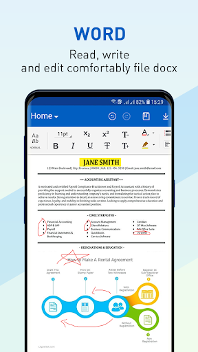 Office Viewer – Word Office for Docx & PDF Reader | APK