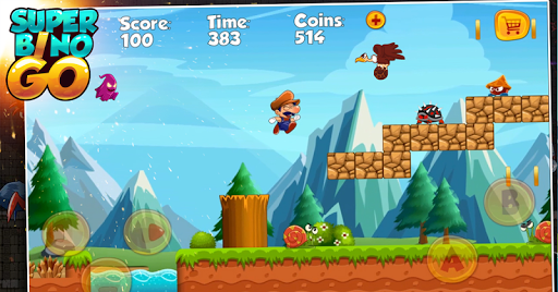 Super Bino Go - New Games 2019 | APK Download For Android
