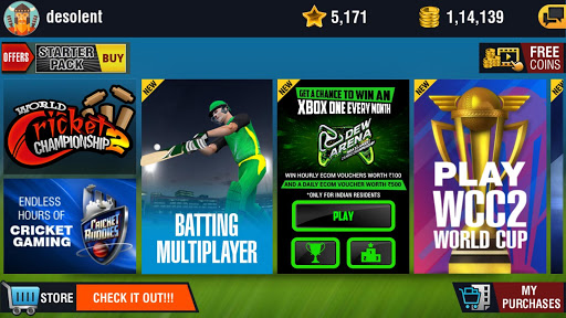 World Cricket Championship 2 - WCC2 | APK Download For Android
