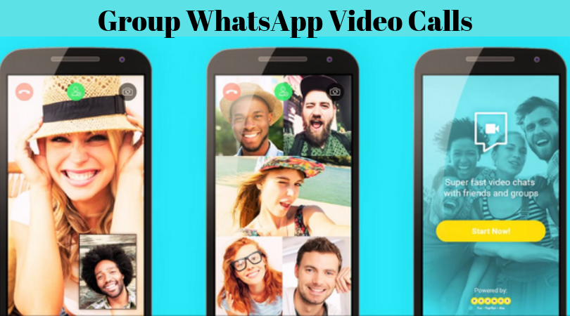 Group WhatsApp Video Calls
