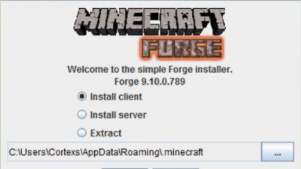 Installing Minecraft Mods