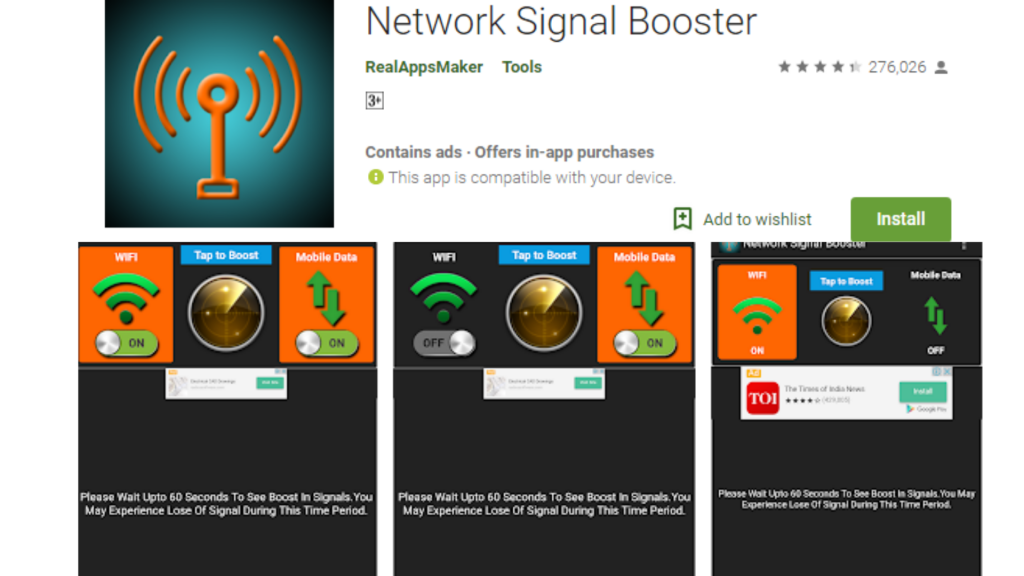Best Free Wi-Fi Signal Boosters Apps | APK Download For Android