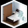 تصميم غرفة النوم