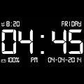Download Dock Station Digital Clock APK For Android 2021