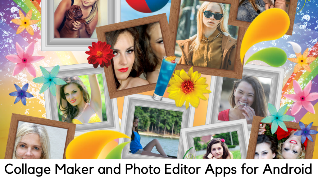 Best Collage Maker Photo Editor Apps