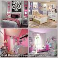 Girl Room Decorating Ideas