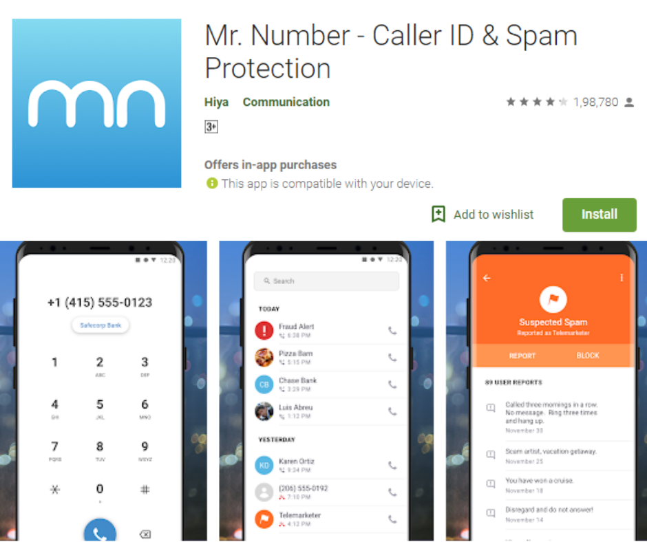 How to Block Phone Number on Mr. Number App