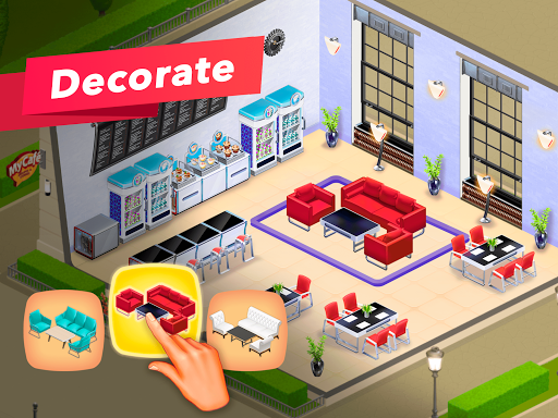 My Cafe Restaurant Game Apk Download For Android