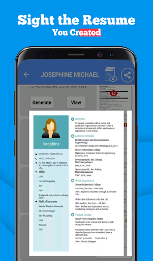 My Resume Builder Application Apk Download For Android
