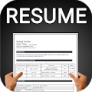 Resume builder Free CV maker