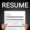 Resume builder Free CV maker