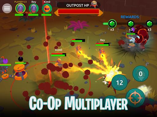 Space Pioneer: Multiplayer PvP Alien Shooter | APK Download