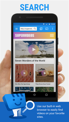 Web Video Cast Application | APK Download for Android