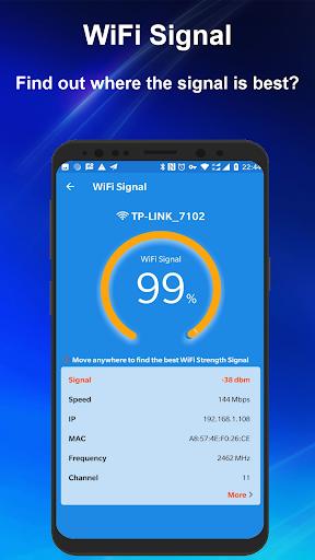 WiFi Manager - WiFi Network Analyzer & Speed Test   APK