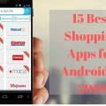 15 Best Shopping Apps for Android of 2019