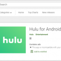 Hulu's Live TV Service is coming to Android TV