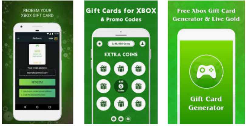 Gift Cards for Xbox
