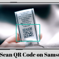 How To Scan QR Code On Samsung S9