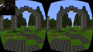 Minecraft VR-app