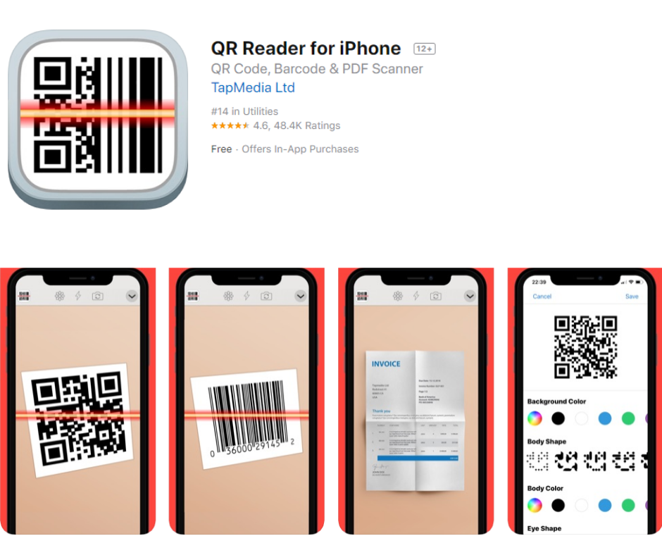 10 Best QR Code Reader | APK Download For Android