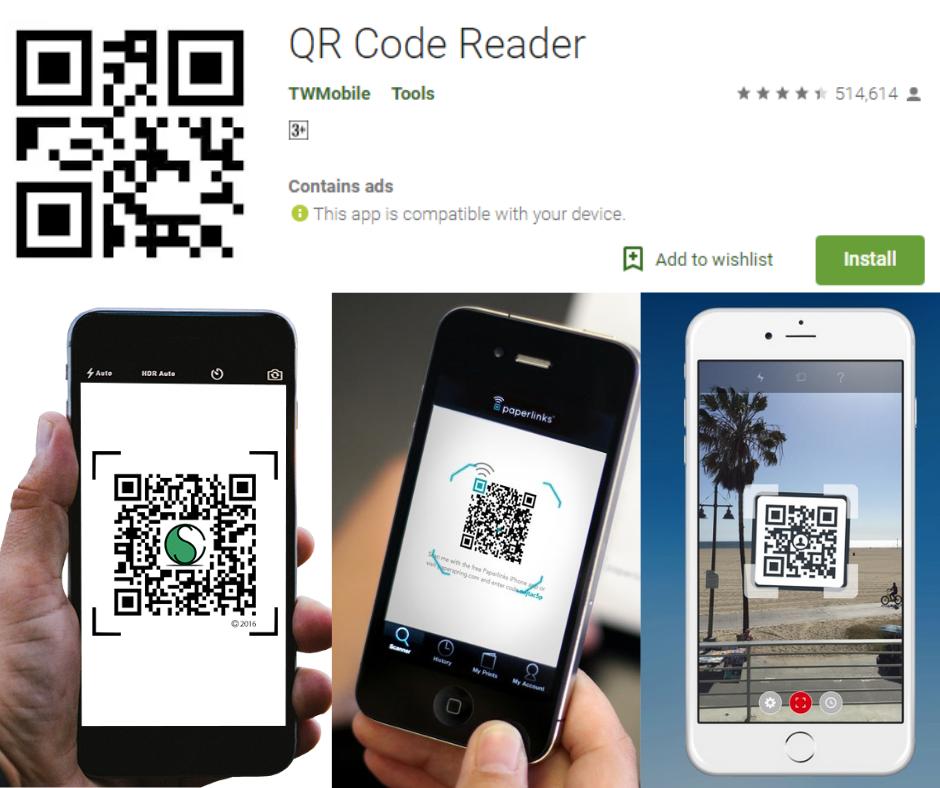 Best QR Code Reader