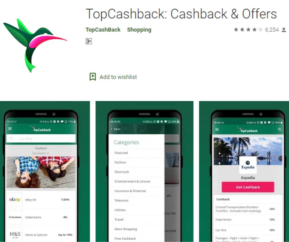 TopCashBack App