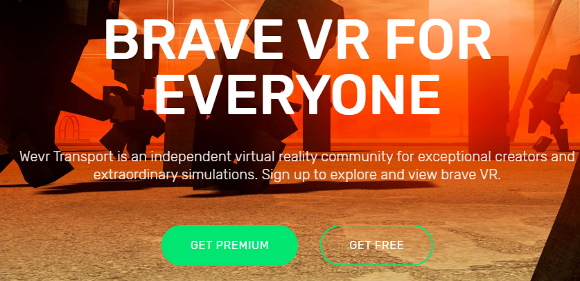 Wevr Transport VR