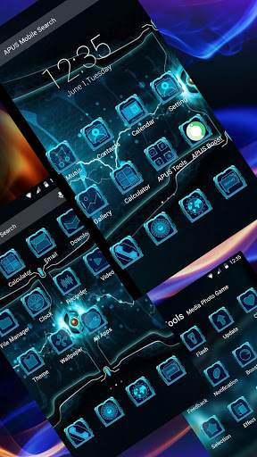 electric apus launcher theme apk download for android electric apus launcher theme apk