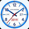 Kit Analog Clock Live Wallpaper-7
