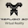 Refugio 3D ruimtestation