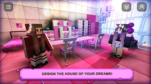 Sim Design Home Craft Fashion Games For Girls Apk Download For Android