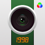 1998 캠-빈티지 카메라