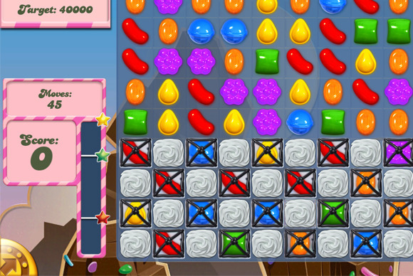 Interessant taktikk om Candy crush saga