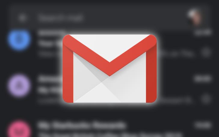 Dark Mode สำหรับ Gmail