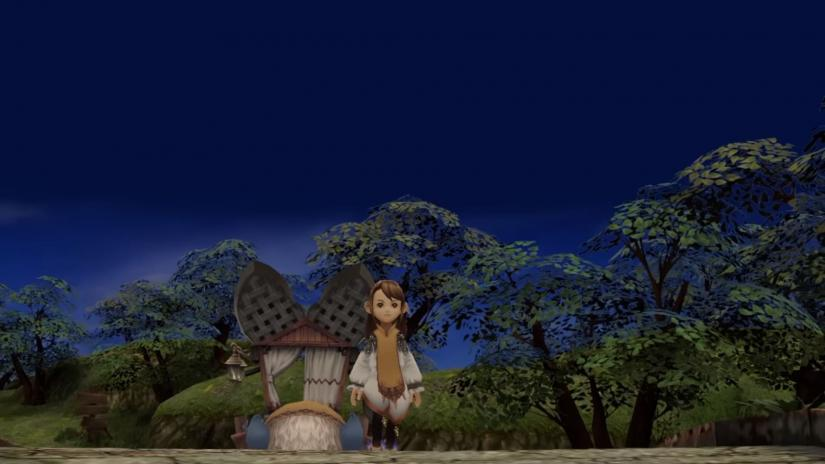 Elementos de Final Fantasy Crystal Chronicles