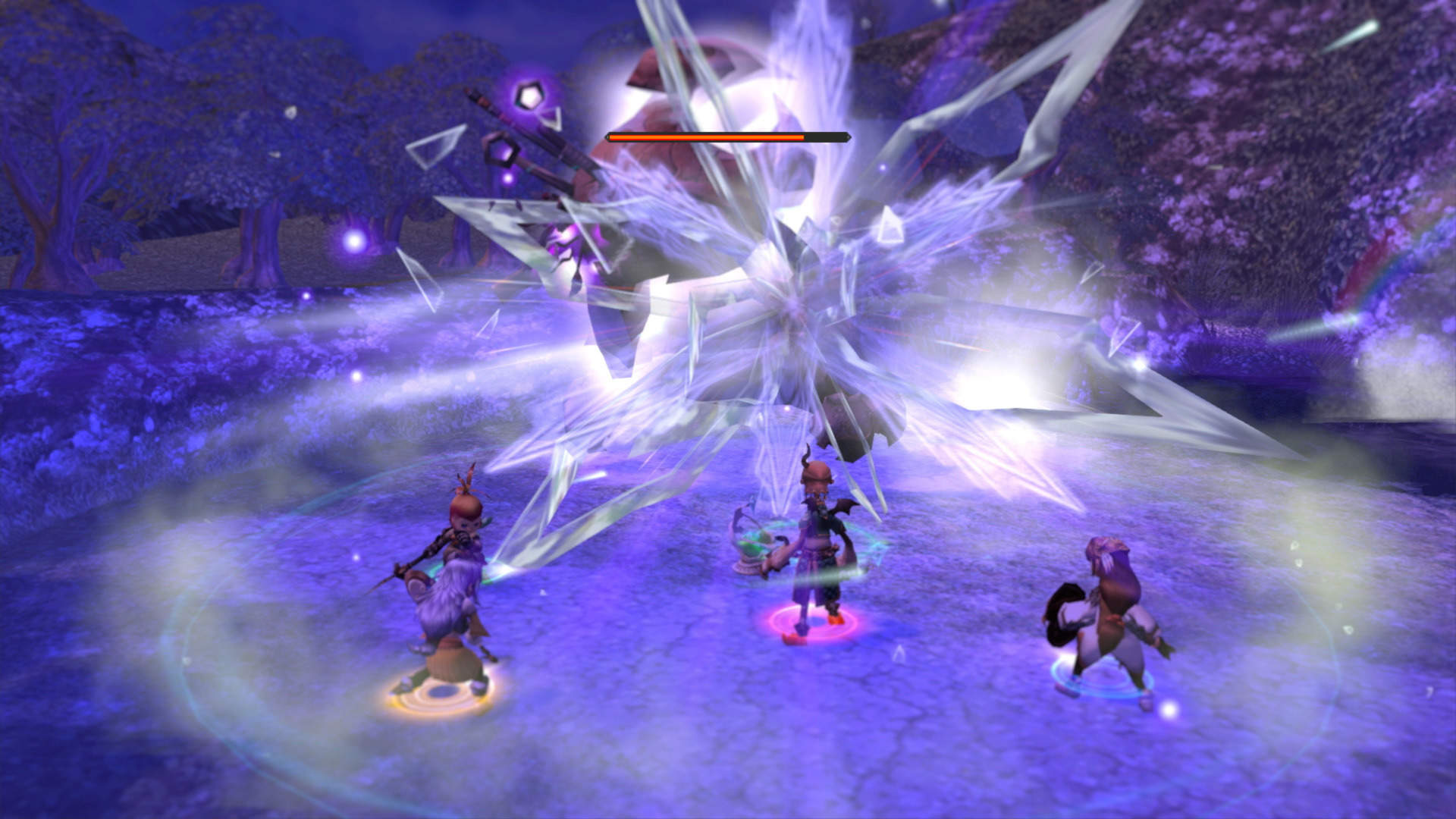 Final Fantasy Crystal Chronicles remasterizado